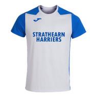 Strathearn Harriers Mens Shirt (White)