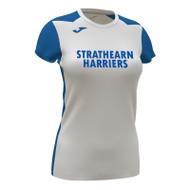 Strathearn Harriers Girls Shirt (White)