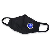 Stranraer FC Kids Face Mask (Black)