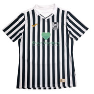 Leith Athletic 25th Anniversary Kids Home Shirt 2021/22