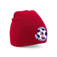 Civil Service Strollers Beanie Hat (Red)