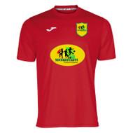 Soccerstarts Football Academy Alternative Shirt (Red)