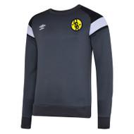 Drakes Broughton Rangers Poly Fleece Sweatshirt