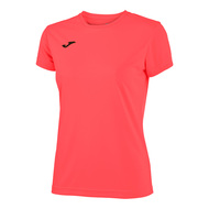 Joma Combi Women's T-Shirt - Coral Fluor (Bundle of 12)