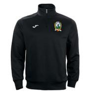 Threave Rovers Kids 1/4-Zip Sweatshirt