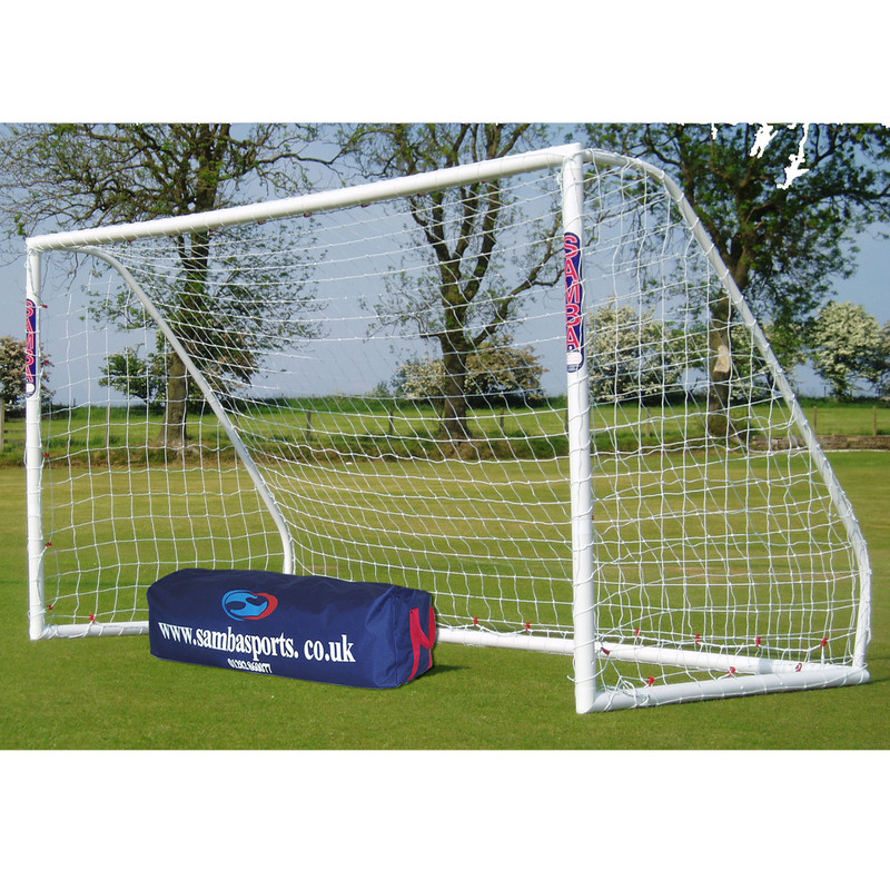 0e7994e86 Football Equipment   Samba 12x6 Football Goals   thefootballnation.co.uk
