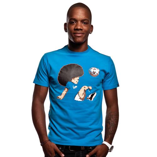 Copa Funky Maradona Football T-Shirt