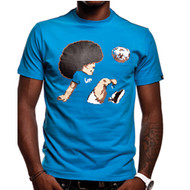 Copa Funky Maradona Football T-Shirt