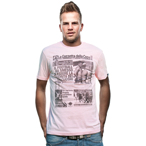 Copa Gazzetta Football T-Shirt