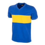 Boca Juniors 1960s Home Retro Shirt