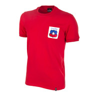 Chile 1974 Home Retro Shirt