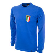 Italy 1970s Home Long Sleeve Classic Retro Shirt