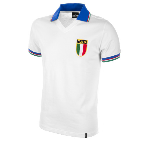 Italy 1982 Away Retro Shirt