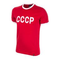 Russia CCCP 1970s Home Retro Shirt