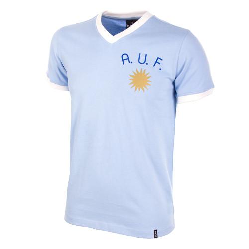 Uruguay 1970s Home Retro Shirt