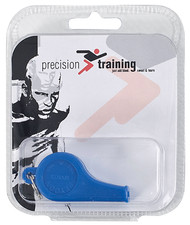 Precision Training Plastic Whistle Blue