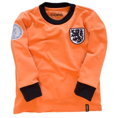 Copa My First Football Shirt Holland