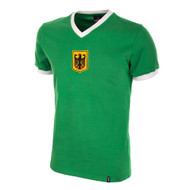 West Germany 1970s Away Retro Shirt