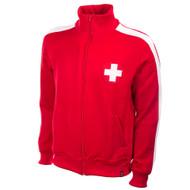 Switzerland 1960s Retro Track Jacket