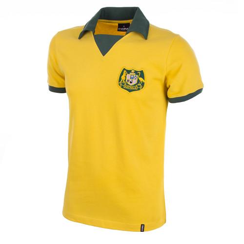 Australia 1974 Retro Home Shirt
