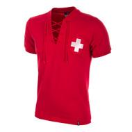 Switzerland 1954 Retro Home Shirt