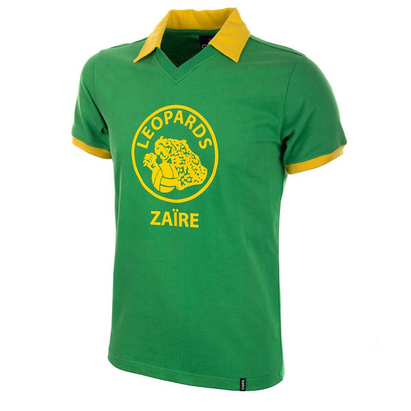 29eb981c51c Zaire 1974 World Cup Retro Shirt