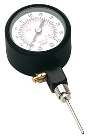 Precision Training Ball Pressure Gauge