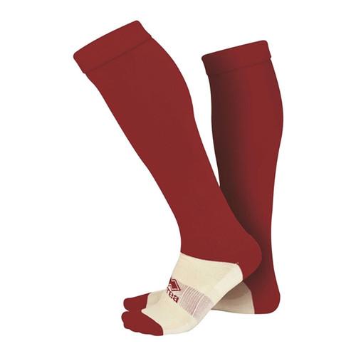 Kids Football Socks - Errea Polyestere - Maroon - A411