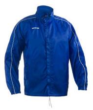Errea Basic Football Training Kit Rain Jacket Royal