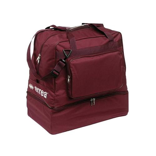 Errea Basic Medium Bag Maroon