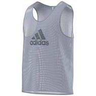 adidas Mesh Bib - Silver - Training Equipment