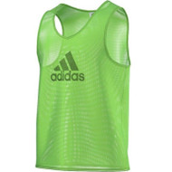 adidas Mesh Bib - Vivid Green - Training Equipment