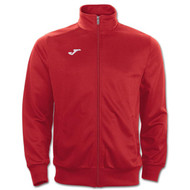 Joma Combi Kids Tracksuit Top (Red)