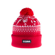 Copa Nordic Knit Football Beanie