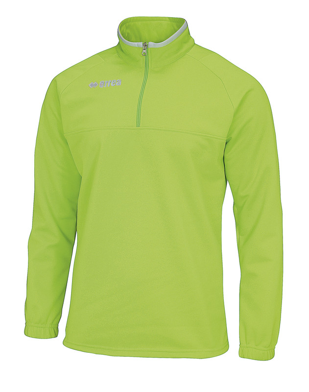 4926c29b4 Kids Football Sweatshirts - Errea Mansel 1/4-Zip Top - 35% Off RRP