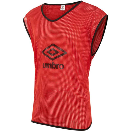 Umbro Teamwear - Mesh Bib - Red - T0006