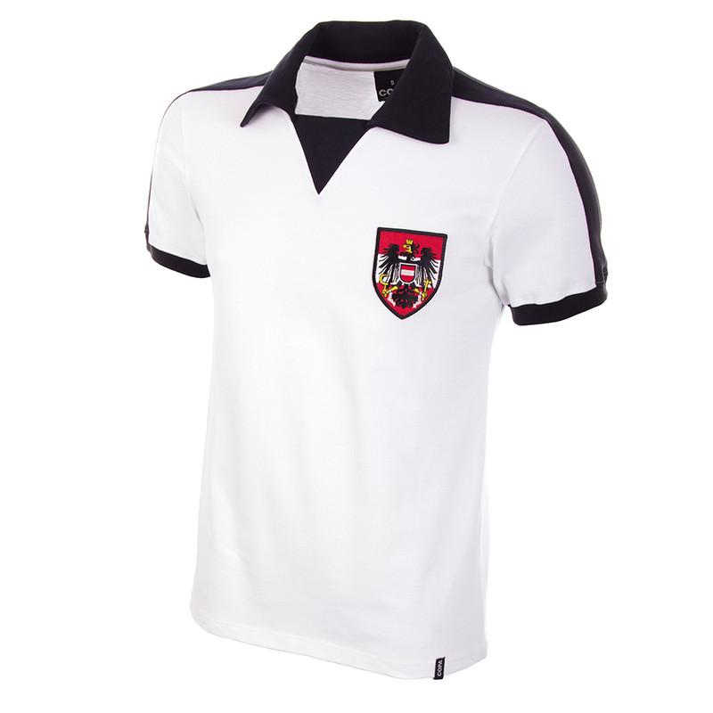 37517e19 Retro Football Shirts | Austria Home 1978 | thefootballnation.co.uk