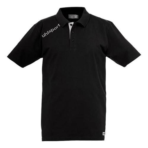 Uhlsport Essential Polo Shirt (Black)