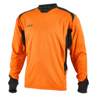 Mitre Defense Goalkeeper Shirt Tangerine/Black