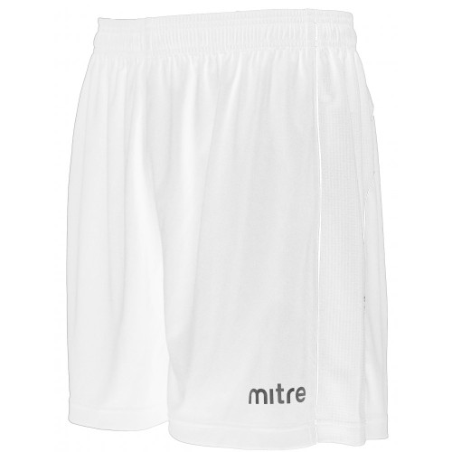 mitre Ciera Football Shorts White