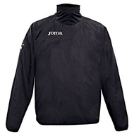 Joma Alaska Windbreaker Jacket (Black)