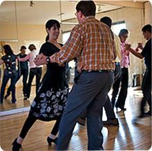 Group Ballroom Dance Class