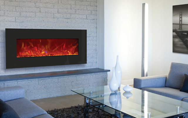 Our electric fireplaces for direct sale have incredibly realistic flame options