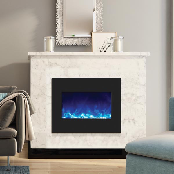 Amantii ZECL‐26‐2923-BG Zero Clearance Electric Fireplace