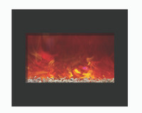 Amantii ZECL-30-3226 Zero Clearance Electric Fireplace