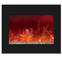 Amantii ZECL-39-4134 Zero Clearance Electric Fireplace