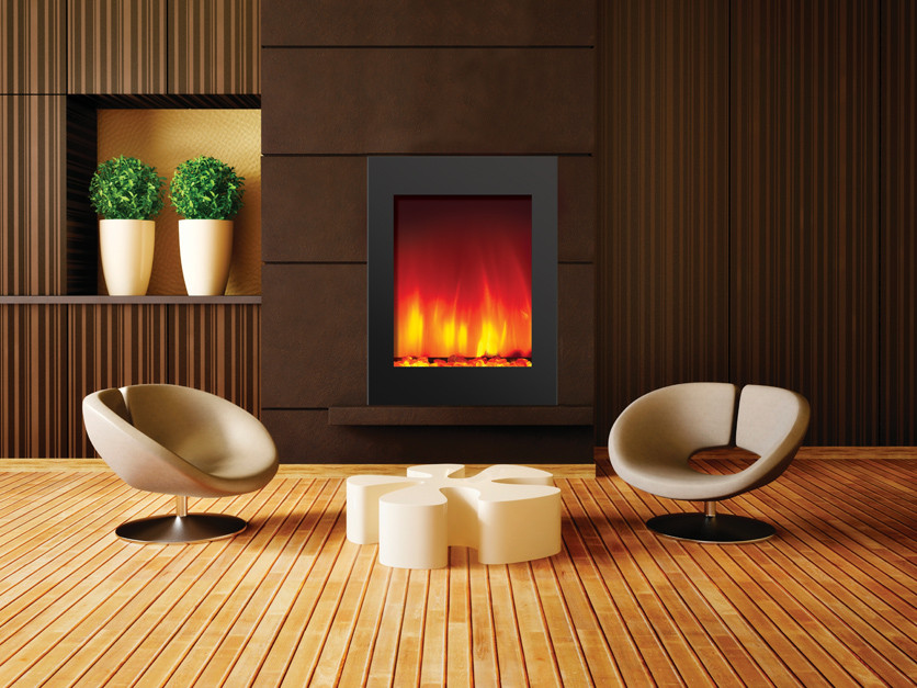 Zero Clearance Electric Fireplace - modern and contemporary - order online - USA