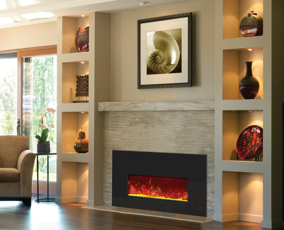electric inch youtube watch inserts insert fireplaces fireplace