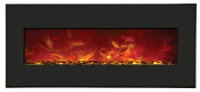 """electric fireplace - 43"""" wide"""