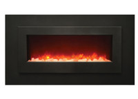 Sierra Flame WM-FML-48 Linear Electric Fireplace